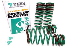 Tein S.Tech Lowering Springs Set 03-08 Toyota Corolla 100% Genuine skl00-aub00