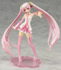 Lovely Anime Vocaloid Hatsune Miku /Sakura PVC Mini Action Figure Figurine Man a