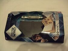 BBC Dr Who 10th Dr's Screwdriver with Blue Light & Journal of Impossible Things