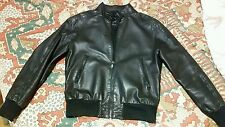 GIACCHETTO IN PELLE DON GIL ORIGINALE Tg.L Dsquared2, Philipp plein, JACKET