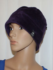 Columbia Women's Purple Pearl Plush Heat Beanie Hat Sz S/M **