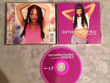 SAMANTHA MUMBA GOTTA TELL YOU 2 TRACKS  MIXES SINGLE MUSIC CD