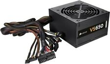 Corsair VS650 Builder Series Power Supply for Gaming & Servers + 3 Yr warranty..
