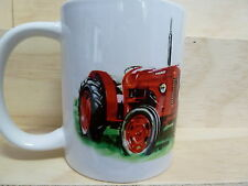 300ml COFFEE MUG, TRACTOR,  DAVID BROWN 30D