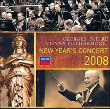 New Year's Concert in Vienna 2008 ~ Pretre 2008 by Georges Pretre; Vie ExLibrary