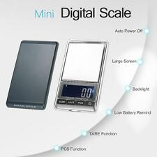 1000g x 0.1g Digital Scale Mini Electronic Jewelry Pocket Gram LCD