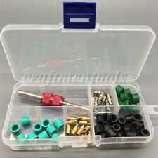 Car A/C Air Conditioning Valve Core Remover Tool Rubber AC O Ring Oring Seal Kit