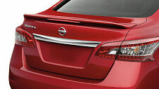PAINTED REAR WING SPOILER FOR A NISSAN SENTRA PULSAR FACTORY STYLE  2013-2017