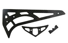 Carbon Stabilizer Carbon fiber Set For T-REX 450 Pro Helicopter
