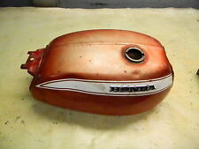Honda CB CL 350 CB350 CL350 Twin petrol gas fuel Tank