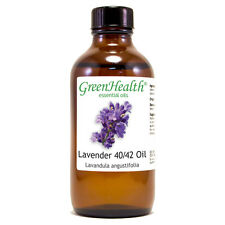 4 fl oz Lavender 40/42 Essential Oil (100% Pure & Natural) - GreenHealth