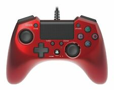 PS4 HORI Pad FPS Plus for PlayStation 3/4 Official Controller Pad Red [F/S]