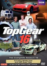 NEW - Top Gear: The Complete Season 16