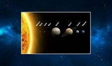 The Solar System Fridge Magnet. NEW. Education. The Planets