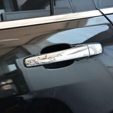 For Jeep Patriot 2007-2014 Grand Cherokee Chrome Car Side Door Handle Cover