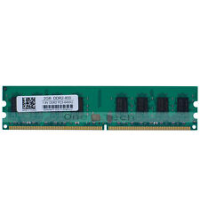 DDR2 2GB PC2-6400 800Mhz 240pin Desktop Memory NON-ECC Unbuffered NON-registered