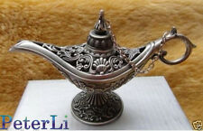 Special Price !! Beautiful Collection Of Tibet Aladdin Genie Oil Lamp+ Gift