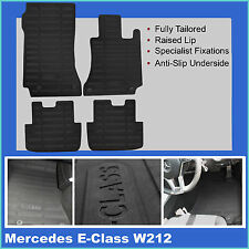 Genuine Hitech Mercedes-BenZ E Class Coupe / Cabriolet 2010+ Rubber Mats