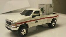 1/64 CUSTOM Ford f350 pioneer hybrids TRUCK WITH probag of soybean seed ERTL