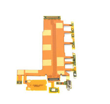 Original Sony Xperia Z3 Motherboard Flex Cable Vibrate Mic Volume Power Button