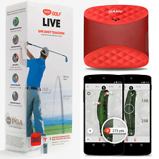 """NEW 2017"" GAME GOLF LIVE GOLF TRACKING SYSTEM FOR APPLE / ANDROID & MORE"