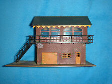 Signal box, from set, Art.Nr. 600071, LIMA HO (1990)