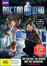 Doctor Who - The Doctor Widow And The Wardrobe - 2011 Christmas - DVD ss R4 GC