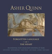 Asher Quinn (Asha) - Forgotten Language of the Heart -  CD