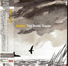 CAMEL -THE SNOW GOOSE (2013 VERSION)-JAPAN 2 MINI LP SHM-CD Ii98