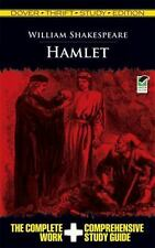 Hamlet (Dover Thrift Study Edition) by William Shakespeare, Good Book