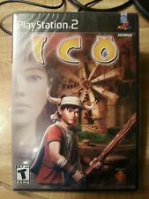 Ico Sony PlayStation 2, 2001 PS2 Factory Sealed Brand New