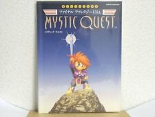 Final Fantasy USA Mystic Quest Piano sheet music book