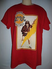 NEW - AC / DC  HIGH VOLTAGE BAND / CONCERT / MUSIC T-SHIRT LARGE
