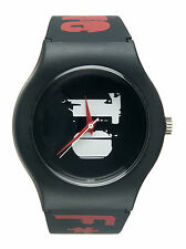 FASTRACK TESS SILICON STRAP BLACK DIAL ANALOG WATCH FOR BOYS 9915pp13