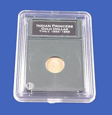 Premier Slab Coin Holder for Type II and Type III $1 Gold w/Labels New Design!