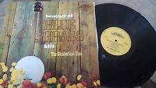The Cumberland Clan BOUQUET OF BLUE GRASS HITS 1970 STEREO GOLD AWARD LP MER 424