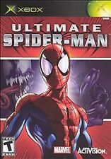 ***ULTIMATE SPIDERMAN ORIGINAL XBOX DISC ONLY~~~