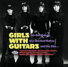 Girls With Guitars by Various Artists (CD, Jun-2004, Ace (Label))