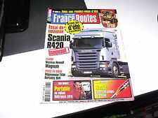 *** France Routes n°268 / 269 Scania R420 / Truck Trial / Renault Magnum