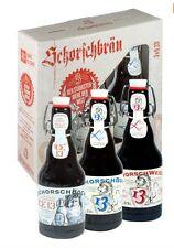 Schorschbock Bierset 13%vol - ultimatives Geschenk für Männer im Geschenkkarton