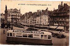 CPA Lille - La Grand Place (cote gauche) (194187)