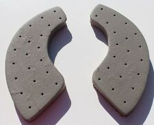 New Pad Set, Side, Medium for Combat Vehicle Crewman Helmet, US Government Issue
