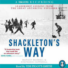 Shackleton's Way: Leadership Lessons from the Great Antarctic Explorer by...
