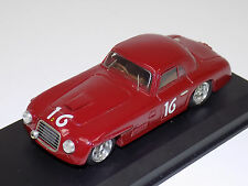 1/43 Top Model Ferrari 166S Allemano Coupe car #16 Mille Miglia 1948 TMC142
