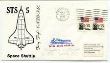 1982 STS 5 Space Shuttle Ferry Flight EAFB-KSC Edwards California SPACE NASA USA