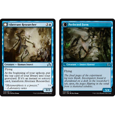 MTG Aberrant Researcher / Perfected Form NM - Shadows over Innistrad