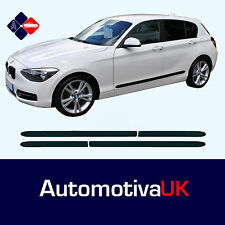 BMW 1 F20 5D Rubbing Strips | Door Protectors | Side Protection Body Kit