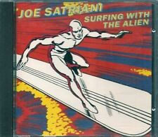 CD 10T JOE SATRIANI SURFING WITH THE ALIEN . REMASTERED