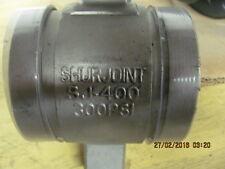 Shur Joint SJ-400 Butterfly Valve, 300PSI