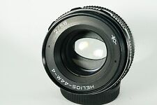 HELIOS 44M-4 2/58 M42 Anamorphic Bokeh Cine Lens Rotating Oval Aperture 87159926